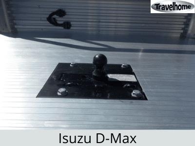 Isuzu D-Max Hitch