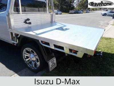Isuzu D-Max and Hitch