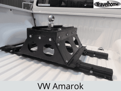 VW Amarok Hitch
