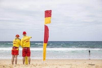 SLS Beach Safe App