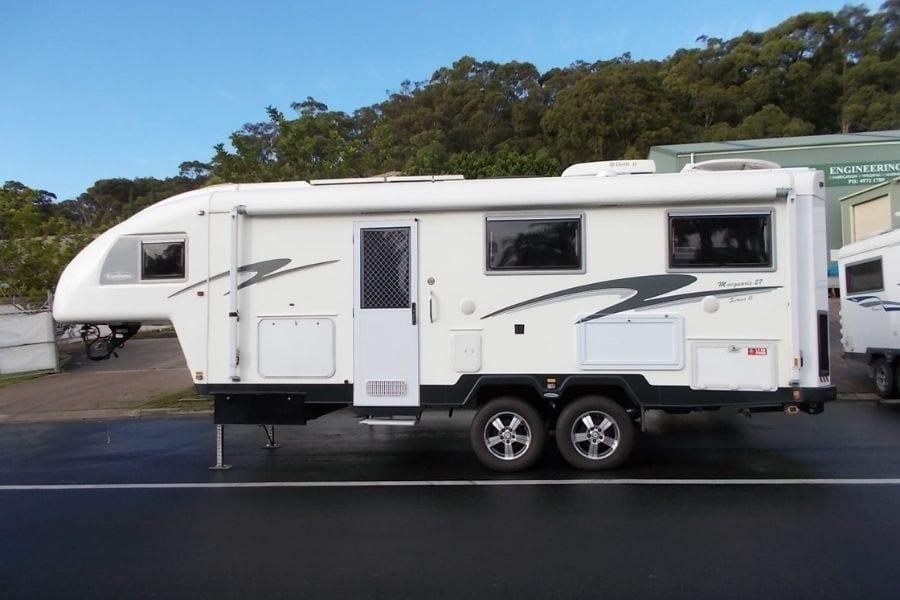 27ft Travelhome Australia