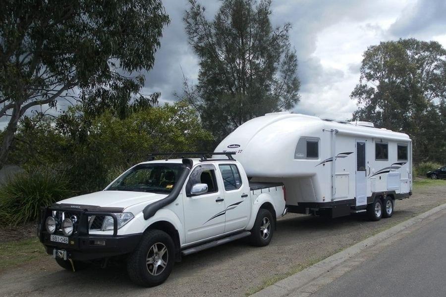 Fifth Wheel Caravan Adventures