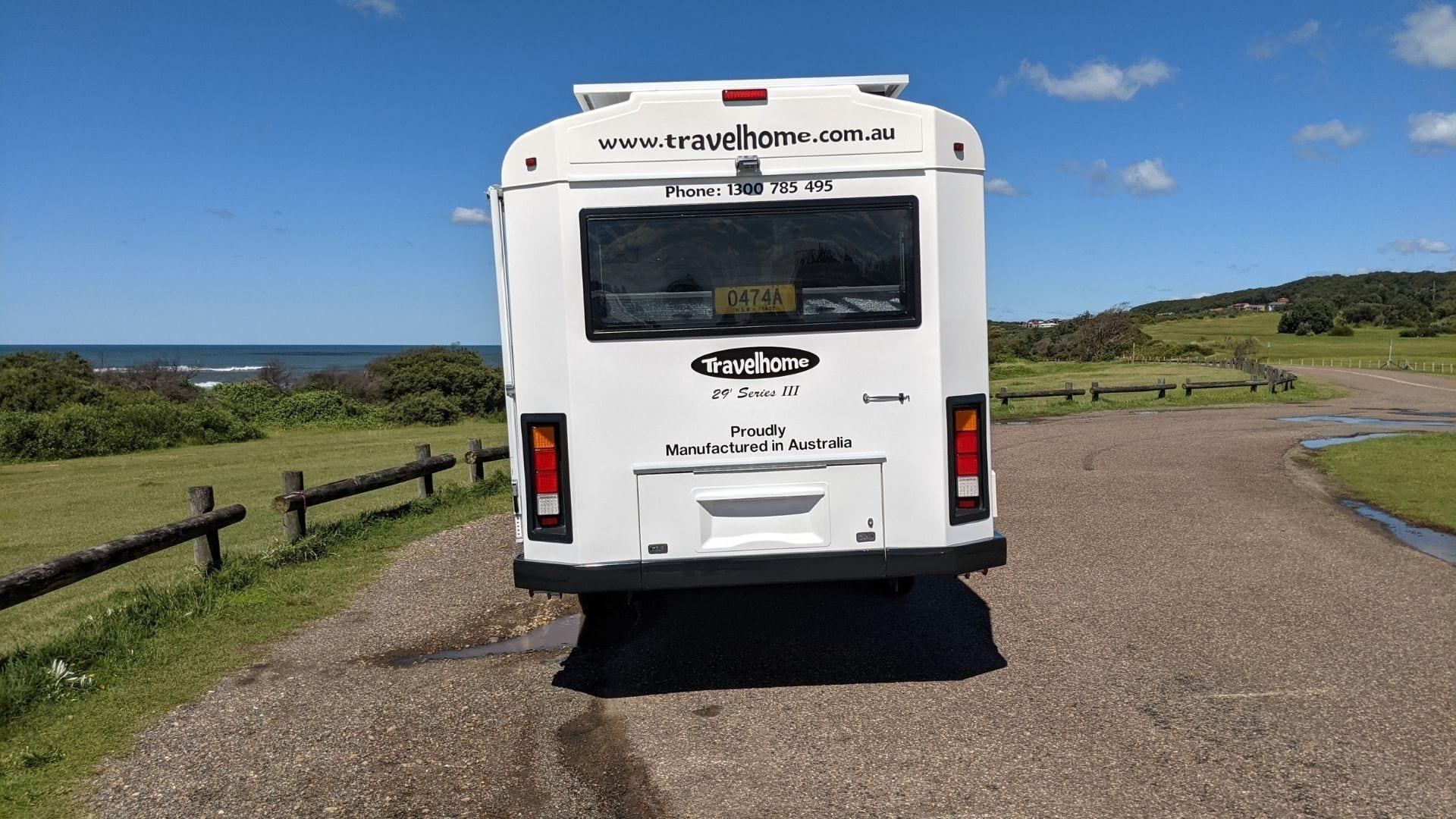 Australian Made Travelhome Fifth Wheeler