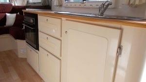 25ft Travelhome Kitchen