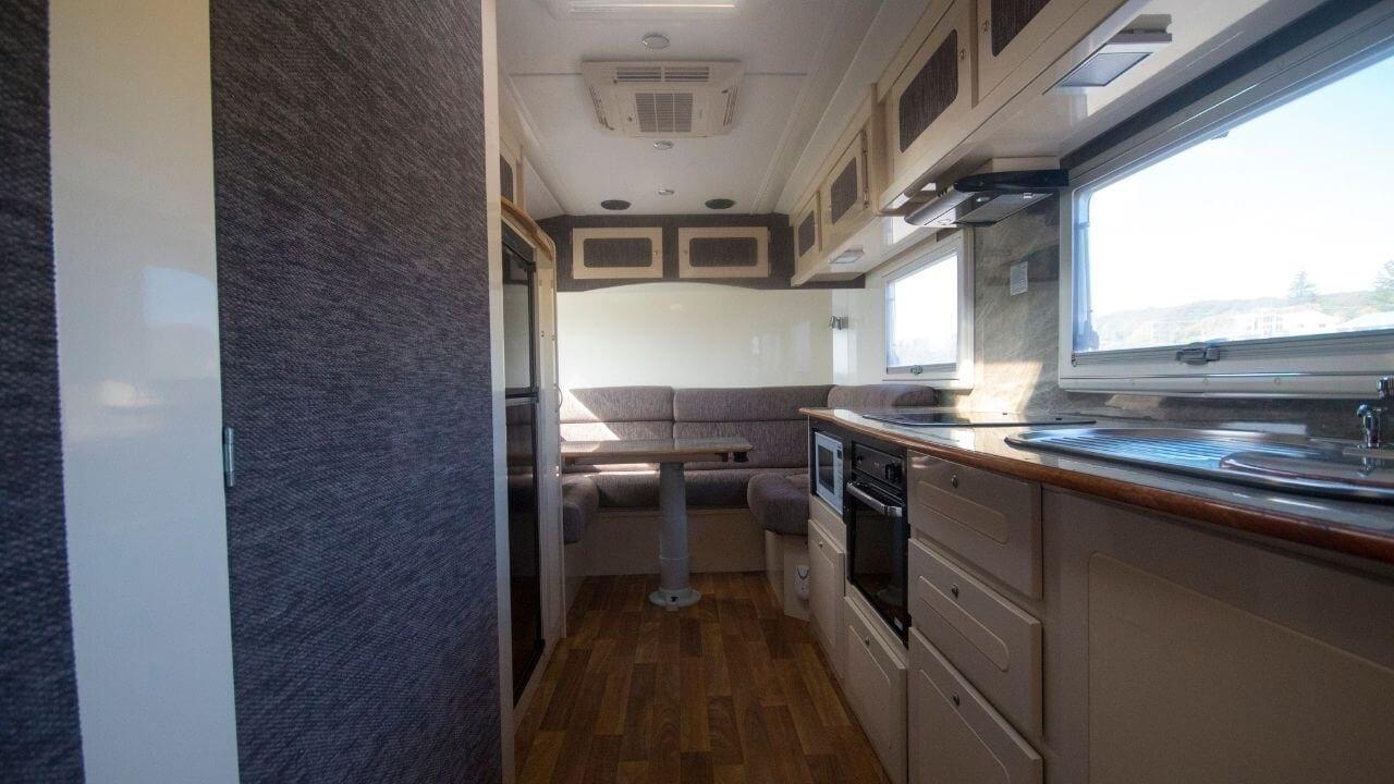 Sportz Model Kitchen and Lounge