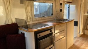 Fantastic kitchen for your travels