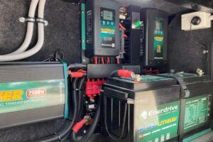 Travelhome Enerdrive Battery System